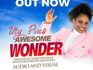 Uty Pius – Awesome Wonder mp3 download