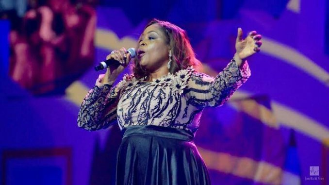 Video: Sinach – No Failure With God mp4 download