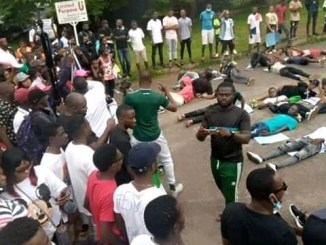 #Endsars Protest Live From Benue State