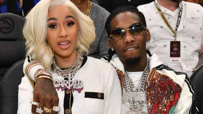 Cardi B Calls Offset A Dumbass (See why)