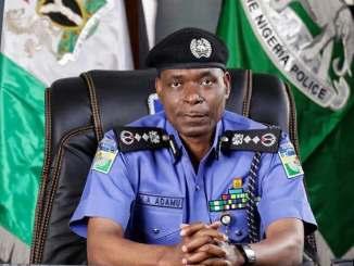#Endsars: Inspector General Of Police Scraps SARS