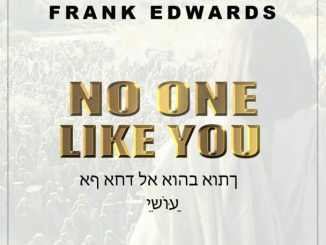Frank Edwards – No One Like You mp3 download