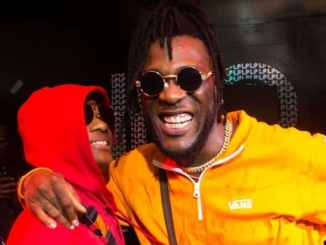Burna Boy And Wizkid Recording In A Studio (Video)