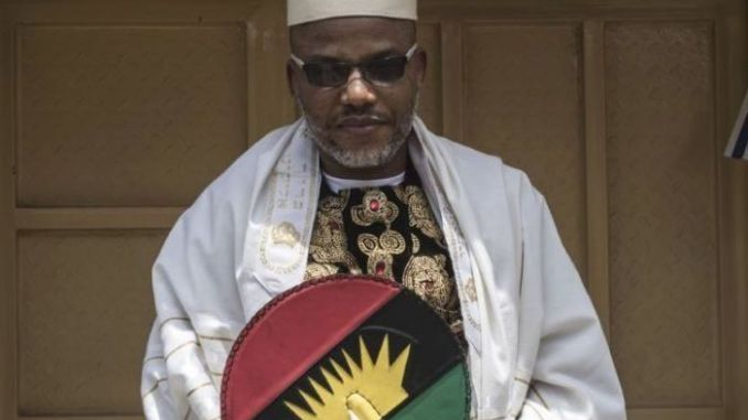 Nnamdi Kanu's Trial Stalled Due To Late Service Of Hearing
