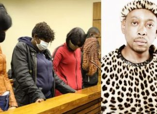 Meet the alleged killers of Zulu King Goodwill Zwelithini's son Prince Lethukuthula Zulu – Pics