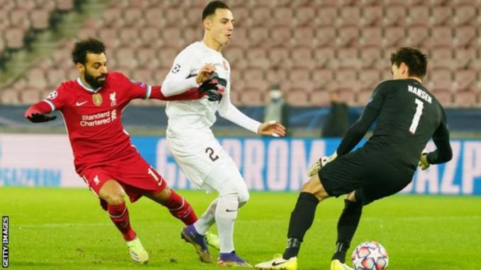 World News Champions League: Midtjylland 1-1 Liverpool – Mohamed Salah becomes record score