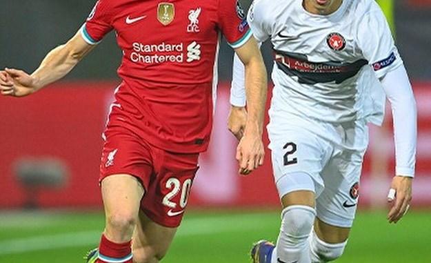 Liverpool 1 – 1 Midtjylland