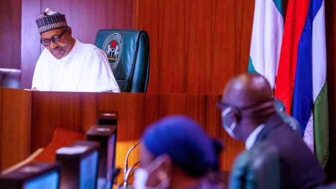 2021 Budget: PMB Sends Finance Bill 2020 To NASS