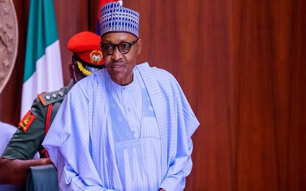 Buhari Leaves Nigeria-Niger Border In God's Hands