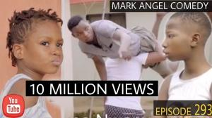 funniest markangel,emmanuella and aunty success comedy