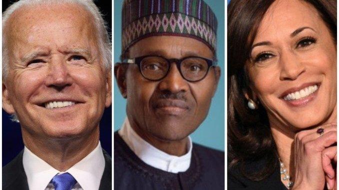 "President Buhari Congratulates US President Joe Biden & Kamala Harris – ""We Look Forward To Working With You"""