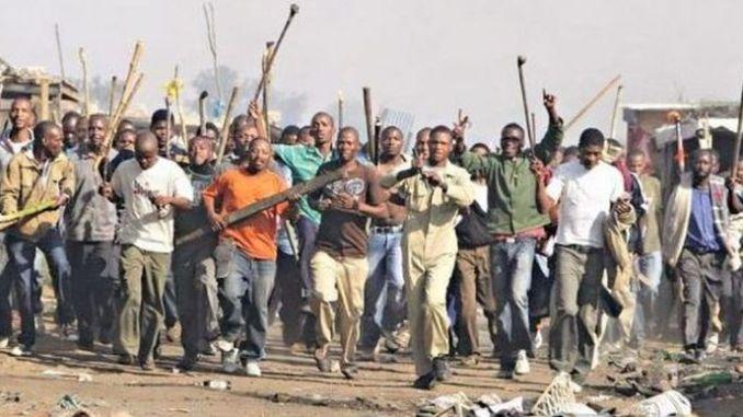 1 Dead In Fresh Youth Clash In Aguda, Surulere