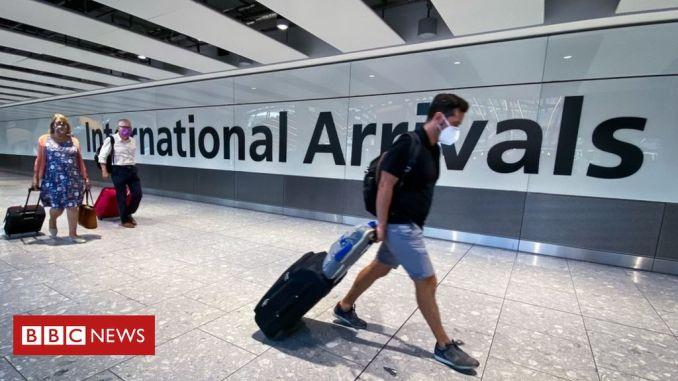 Heathrow in £2bn loss as Covid 'devastates' air travel