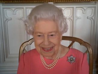 Queen says Covid vaccine 'didn't hurt at all'