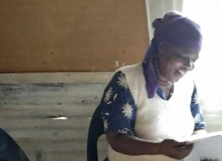 Gogo heavily beaten and kicked out of her house after husband dies