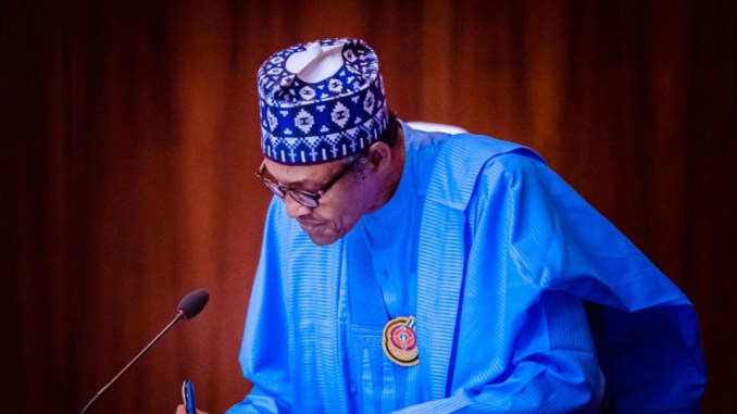 I Have Decided To Lift 100 Million Nigerians Out Of Poverty - Buhari