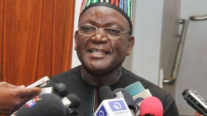 You Are A Terrorist – Ortom Slams Bala Mohammed