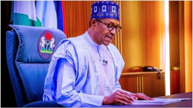 Ortom Is Blaming Me For Killings-Buhari