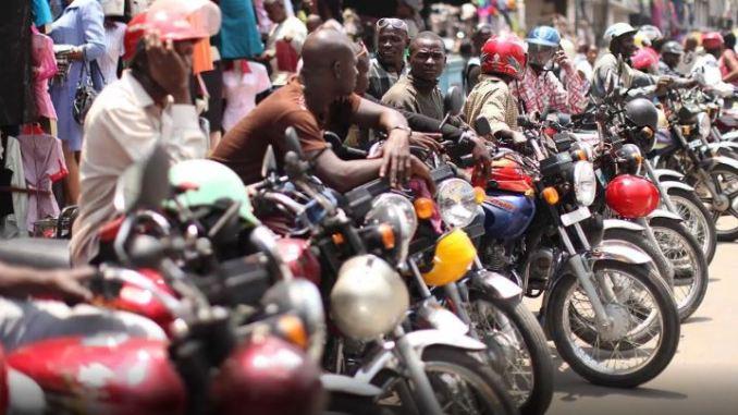Police Okada Riders Clash In Lagos