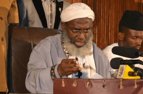 If My Child Is Abducted I Will Lock Aso Rock-Gumi