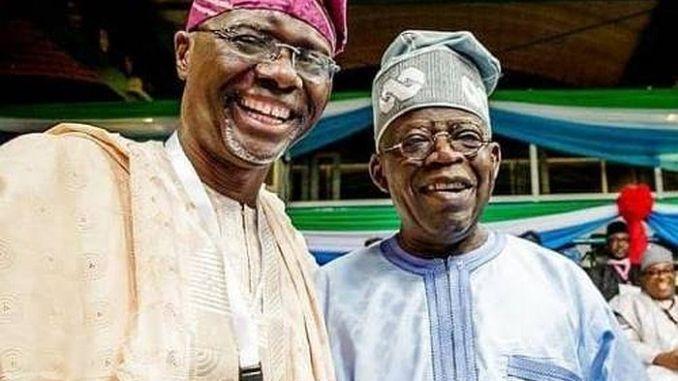 Nigeria Better Together-Tinubu