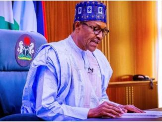 Buhari Appeals For The Release Of The Abducted University Students