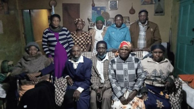 Kenyan Man Returns Home 47 Years After He Was Sent To Buy Rice