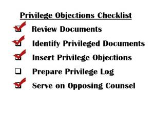 Lack of Privilege Log Waives Accountant–Client Privilege