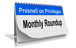 Monthly Privilege Roundup: Prince, Pokèmon Go, and Johnny Manziel