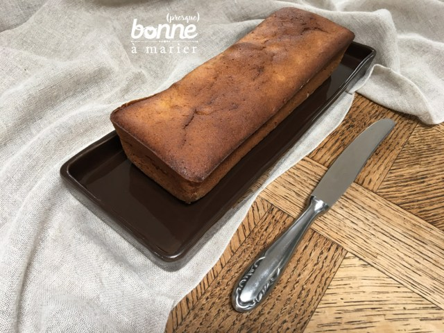 Le meilleur banana bread