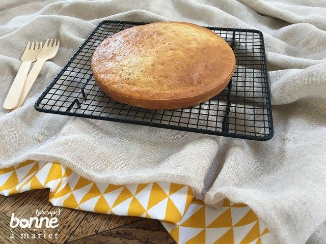 Gâteau facile aux bananes sans matière grasse