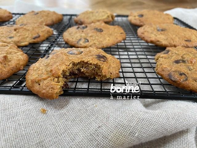 Cookies façon Zucchini bread