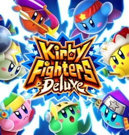 Kirby Fighters Deluxe illu1