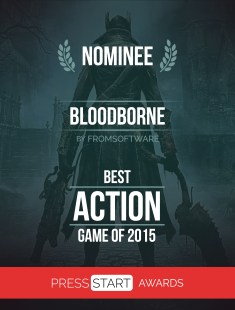 BEST ACTION BLOODBORNE