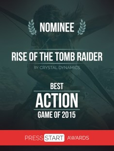 BEST ACTION TOMB RAIDER