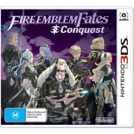 Fire Emblem Fates Conquest Boxart