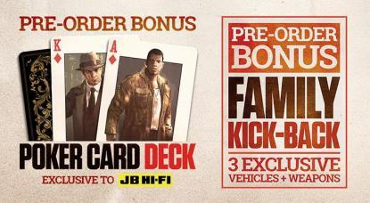 JB exclusive DLC