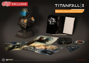 Titanfall 2 Marauder Corps Collector's Edition