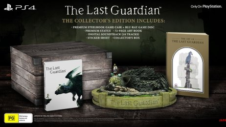 Cheapest Copy of The Last Guardian