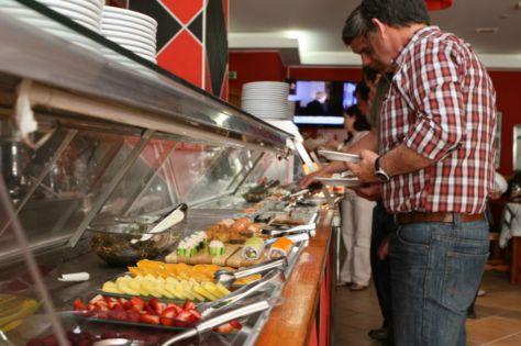 Restaurante Wok - buffet