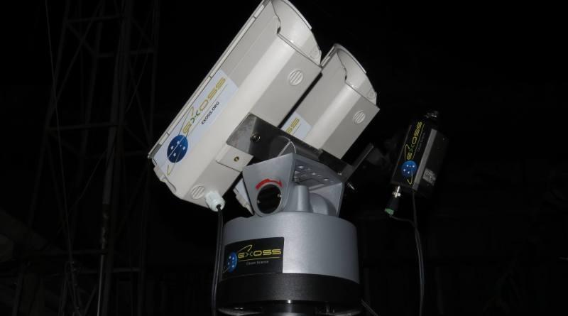 Como é o cotidiano de uma estação de monitoramento de meteoros?