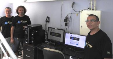CAMS Nasa inicia atividades na Univap