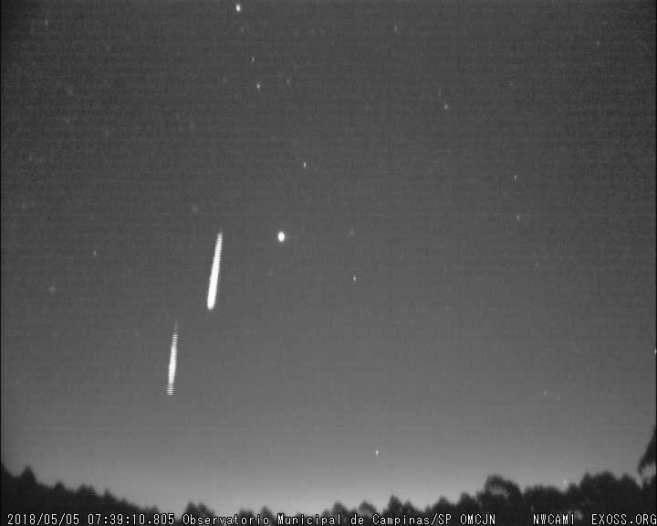 dupla de meteoros