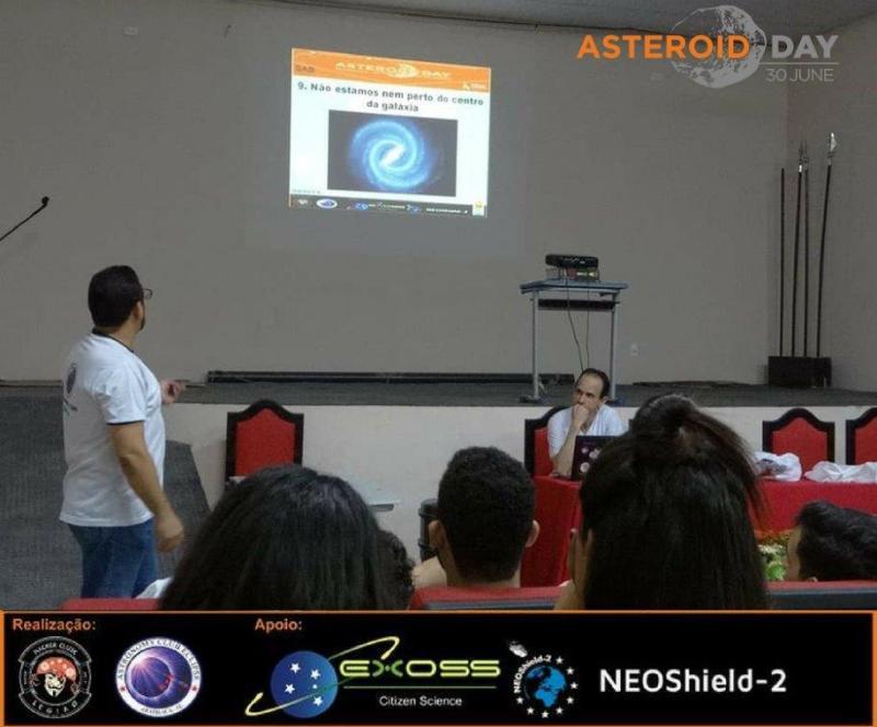 asteroid day arapiraca 5