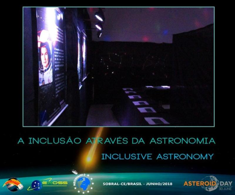 exoss asteroid day sobral 8