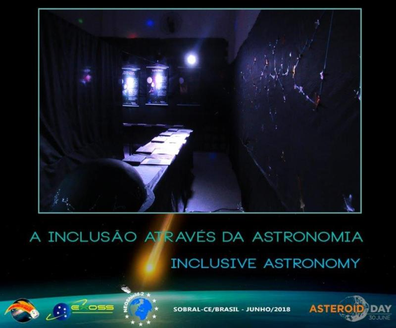 exoss asteroid day sobral 9
