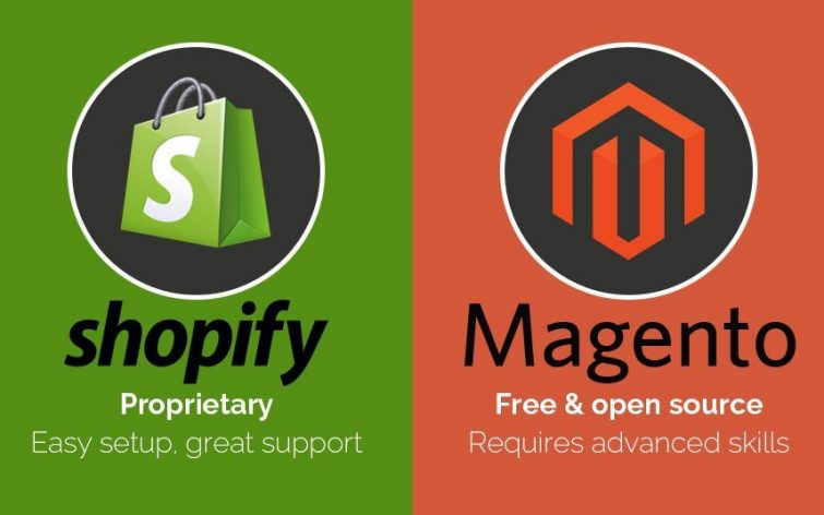 Shopify vs Magento: 5 Superior Reasons why Shopify is Best for Online Shops