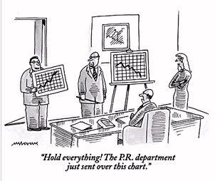 modern public relations chart