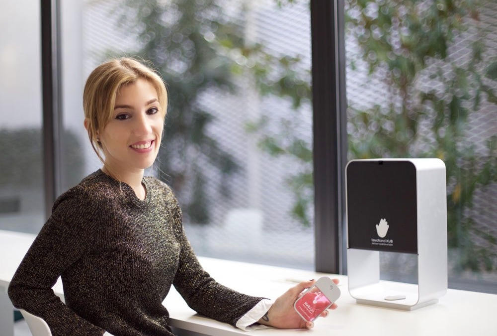 Young Female Founder Working to Change the Hand Sanitizer Industry Forever