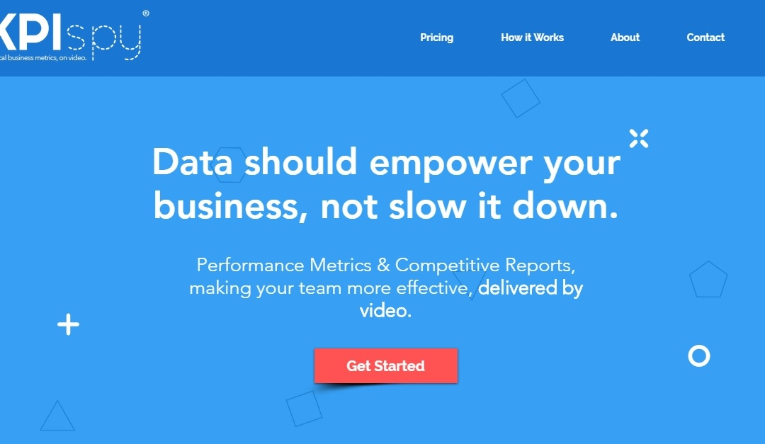 KPIspy Delivers Data Analytics in Easy-to-Understand Videos for SMBs
